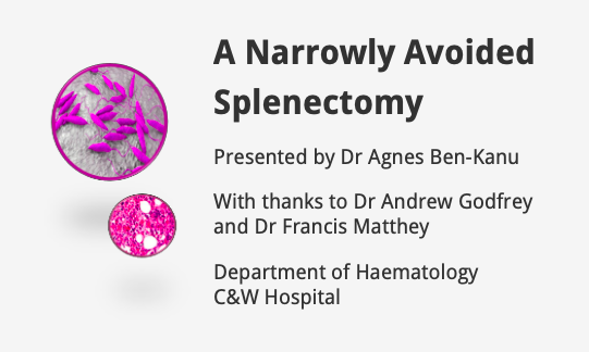 A Narrowly Avoided Splenectomy